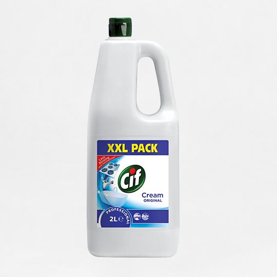 mleczko do czyszczenia CIF PROFESSIONAL [XXL 2L]