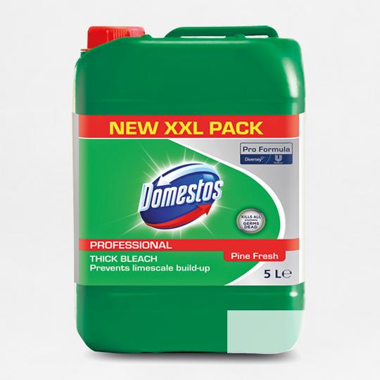 produkt czyszcząco - dezynfekująco - wybielający [leśny XXL]