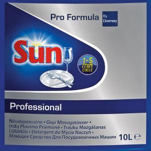 MAGAZYN CZYSTOŚCI COM_Sun Professional Liquid_maszynowe mycie naczyń