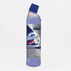 MAGAZYN CZYSTOŚCI COM_DOMESTOS Toilet Limescale Remover_czyszczenie muszli klozetowych