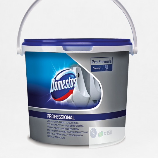 higiena pisuarów [kostki czyszcząco - zapachowe]