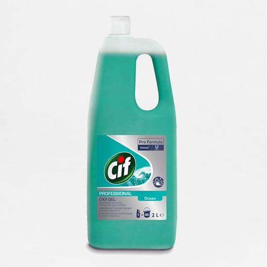 mycie podłóg i powierzchni zmywalnych [koncentrat 2L]