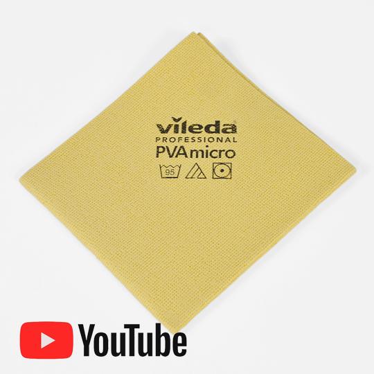 Ścierka PVA Micro [nie pozostawia smug]