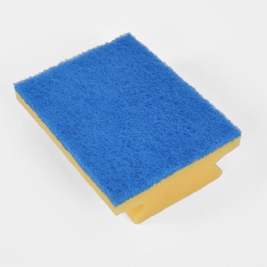 Gąbka łazienkowa (niebieski pad) DUŻA