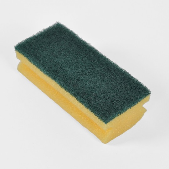 Gąbka do szorowania (zielony pad)