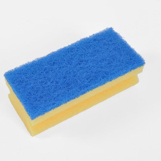 Gąbka łazienkowa (niebieski pad) MAŁA