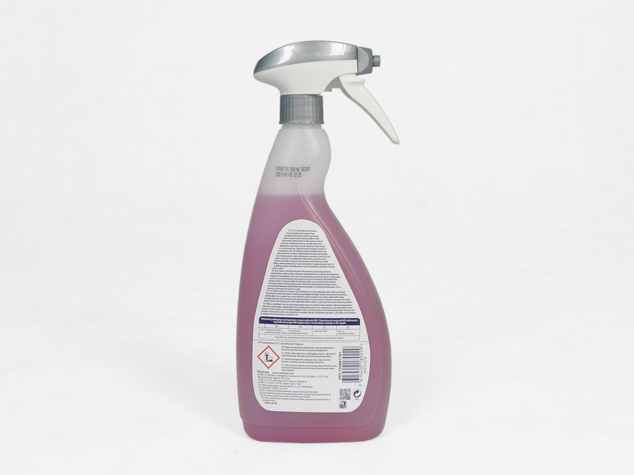 MAGAZYN CZYSTOŚCI.COM CIF PROFESSIONAL CLEANER DISINFECTANT