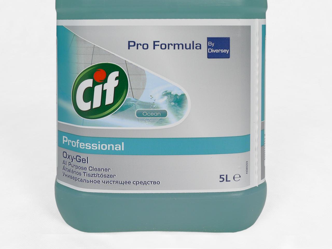 CIF Oxy-Gel MAGAZYN CZYSTOŚCI.COM