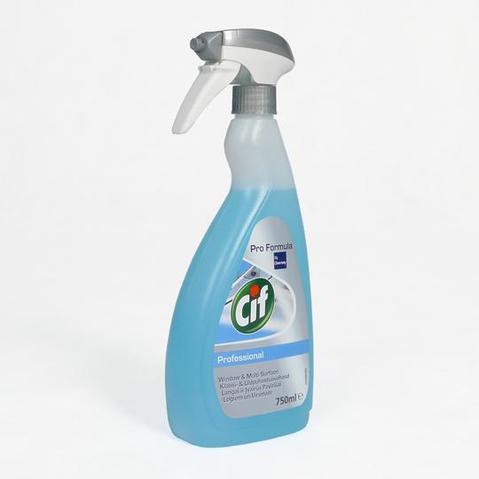 Mycie okien, luster i powierzchni zmywalnych [gotowy do użycia]
