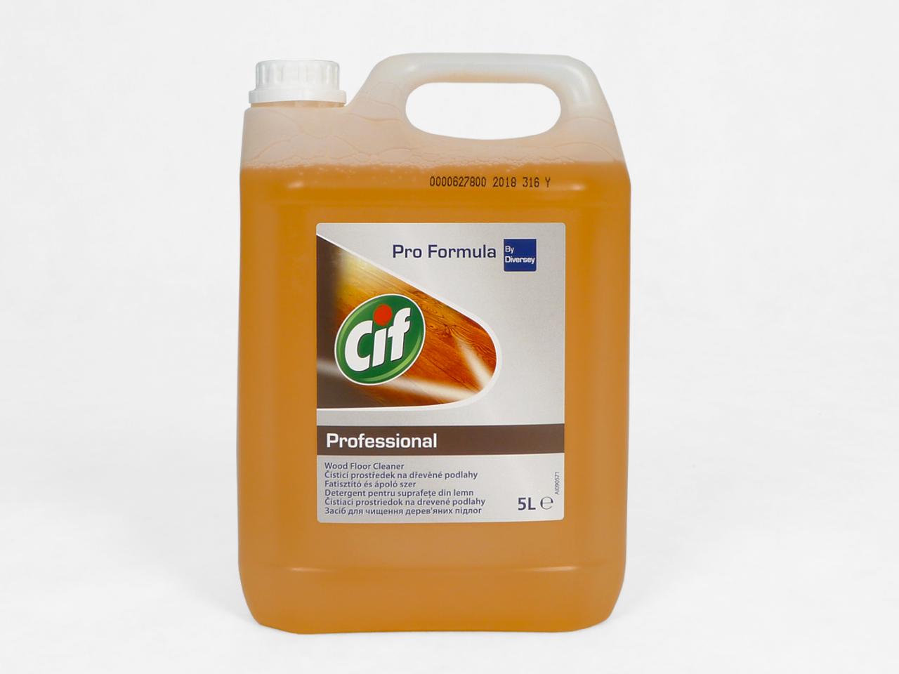 CIF Wood Floor Cleaner MAGAZYN CZYSTOŚCI.COM